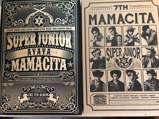 Super Junior 7輯 MAMACITA
