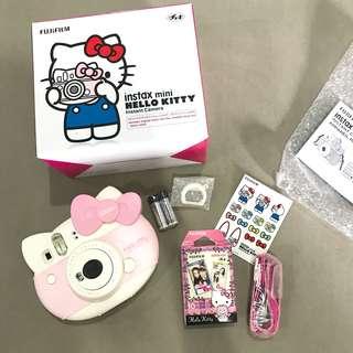 🆕 Hello Kitty Fujifilm Instax mini