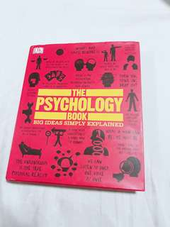 (Free shipping) The Psychology Book DK Publishing