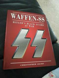 Waffen-SS (Hitler's Black guard at war)