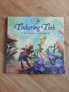 Disney Tinkerbell Storybook