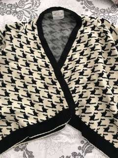 Brand new wrap sweater cardigan coat