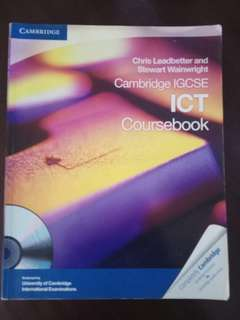 ICT Course book