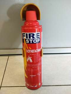 NEW FIRE STOP BOTHETACHNK 1000ml