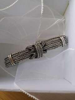 Vintage bracelet(Silver)