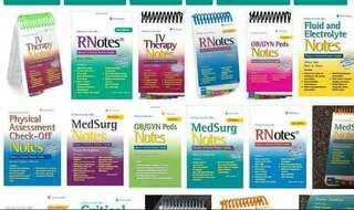Nurse's Clinical Pocket Guide series