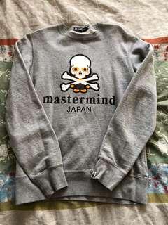 Mastermind x bathing ape sweater