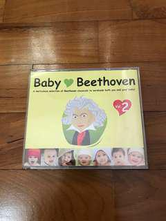 Baby Beethoven 2 CDs