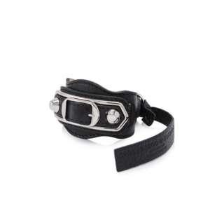 New! Authentic Balenciaga Metallic Edge bracelet