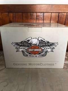 1) Harley Davidson Helmet