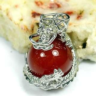 PENDANT KHODAM 1000 NAGA. (pendant with 1000 guardian dragons)
