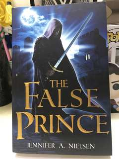 The False Prince by Jennifer A Nielsen