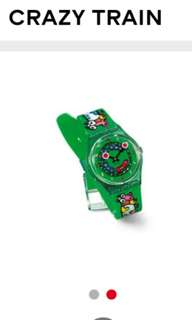 Swatch GG194 special edition new(2 jarum)