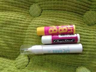 Take it all lip balm