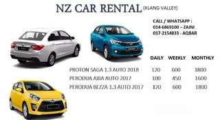 Kereta Sewa Murah / Car Rental