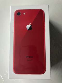 IPhone8 64 GB RED