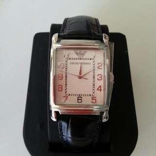Classic Emporio Armani Watch