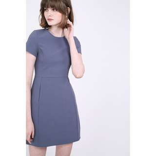 RWB Junas Dress Fjord Blue (M)