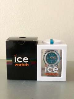 Ice Watch White Turquoise