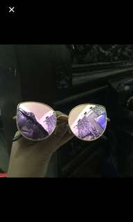 Pink sunglasses(open barter)