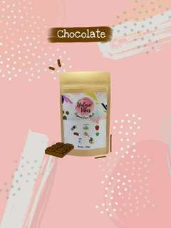 Masker Organik Chocolate By Nature Vibes