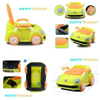 CARS POTTY TRAINER