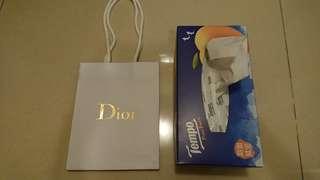 Dior 紙袋