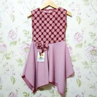 Dress pipin 1-2 th NEW MIN ORDER 3PC