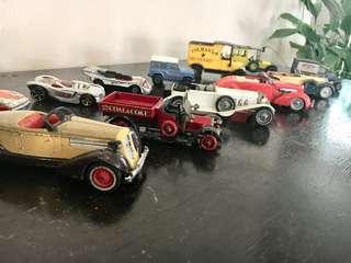 Matchbox Vintage Cars