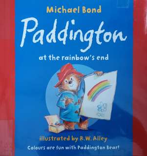Paddington storybook