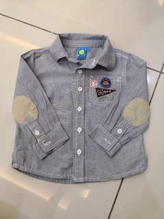 Gagou Tagou Long Sleeve Shirt (18-24m)