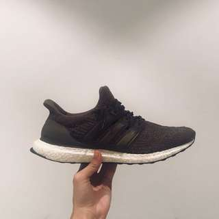 Adidas Ultra Boost Military Foot Trace Cargo, Hombre Fashion, Foot Military f11718