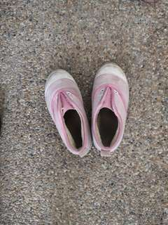 Girl pinky leisure Shoes