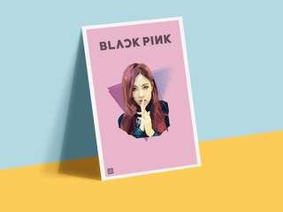 🚚 Black Pink Rosé