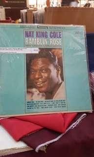 Nat King Cole - Rambling Rose - LP