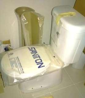 HDB Standard Toilet Bowl