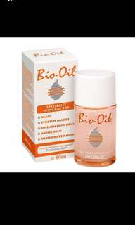 BNIB Bio Oil 60ml