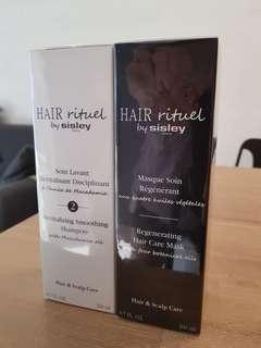 Sisley Hair Rituel Shampoo & Mask 200ml