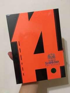 🚚 Shinhwa 神話 14週年演唱會special DVD the reture