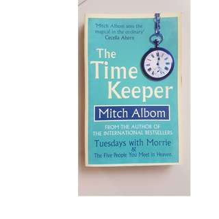 🚚 The Time Keeper by Mitch Albom