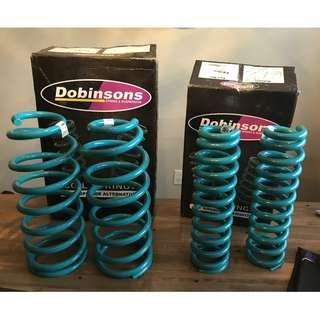 Dobinsons REAR (45MM Lift) Coil SPring for TOYOTA LANDCRUISER 80 Series