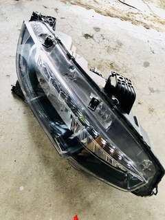 Civic Turbo Tcp headlamp
