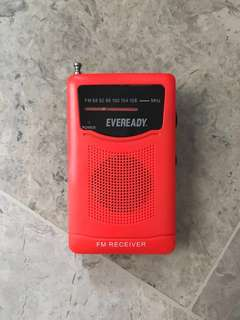 BN Eveready Transistor Radio