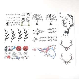 🚚 [INSTOCK] Temporary Tattoo