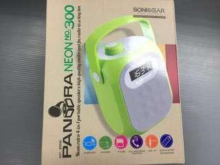 Brand New SONIGEAR PANDORA NEON 300