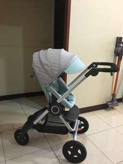 🚚 STOKKE 第二代嬰兒推車