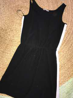 Black dress size 6