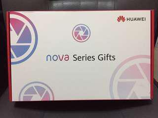 Huawei Nova Series Gifts