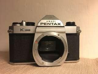 🚚 Pentax k1000