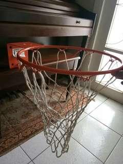 "Basketball ring 15"" junior size"